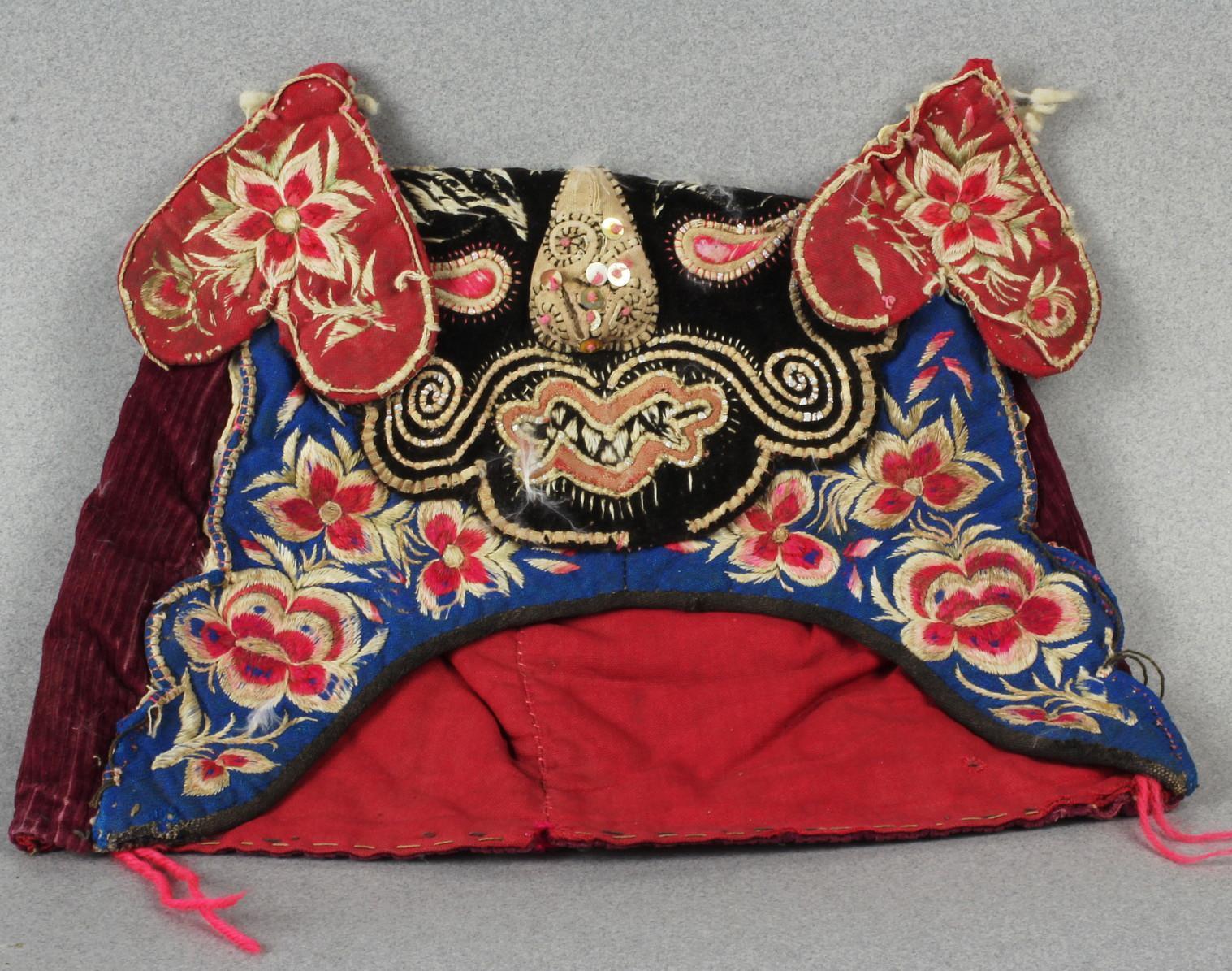 Hand Made Vintage Tibetan Hat