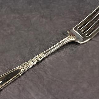 "Gorham Lansdowne 7 3/4""  Sterling Silver Dinner Fork"
