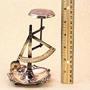 19c Art Nouveau WMF German Silver Plated (Grammes) Scale