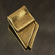 14K Mignon Faget Ribbon Pin