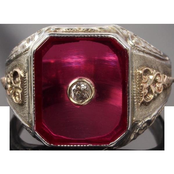 Synthetic Diamond Jewelry