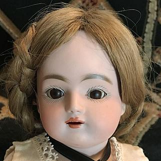 Darling Turned Head Antique Kestner Doll