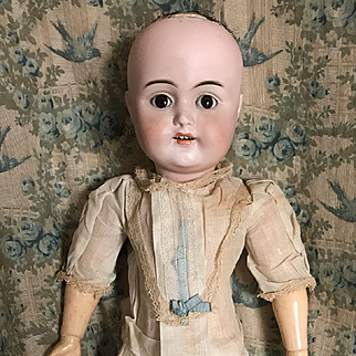 "Schoenau and Hoffmeister SPBH Antique Doll 21"""