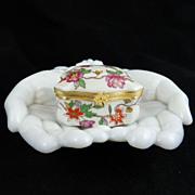 Vintage Limoges Porcelain Box