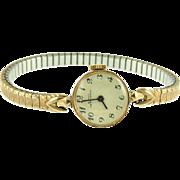 Vintage Girard Perregaux 10K Gold Filled Ladies Watch