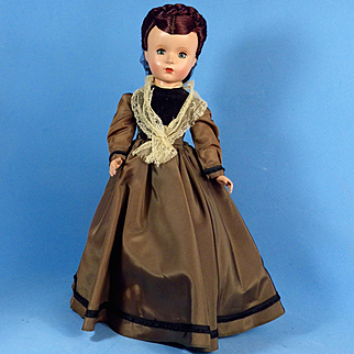 "50s 14"" Little Women Marme, All Original"
