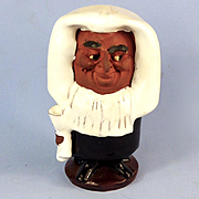 Vintage Comic Chelsea Pottery Barrister