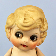 "Big Bisque ""Betty Boop"" Flapper, Japan"