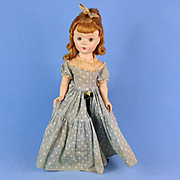 "50s 14"" Little Women Amy, All Original"