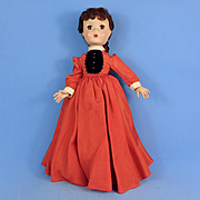 "1950s 14"" Little Women ""Jo,"" All Original"