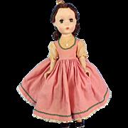"""1950s 14"""" Little Women """"Beth,"""" All Original"""