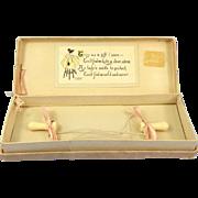 1917 Needle Covers, Original Box