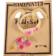 """Kiddy Set"" Accessories on Original Card"
