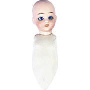 Tiny All Bisque Swivel Head & Torso