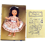 Hollywood Doll Sleepyhead Original Box & Book