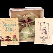 Nancy Ann Bridesmaid, #87, Mint Green, Red Hair, Original Box
