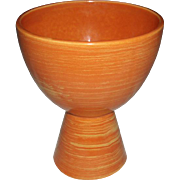 Colorful McCoy Pottery Vase