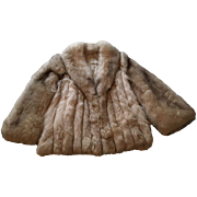 Luxurious Fox Jacket