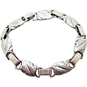 Danish Sterling Silver Bracelet by Eiler & Marloe
