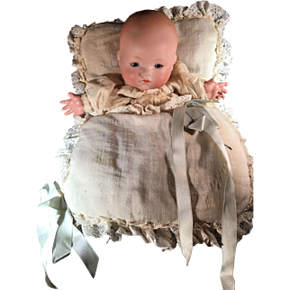 Factory Original Armand Marseille Dream Baby Doll Pillow