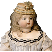 French Fashion Doll Hat