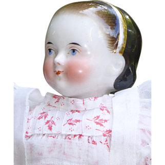 9 '' Alice Hairdo China with Taufling Body