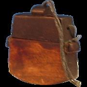 Indonesian Tongal Dowry Box Pendant