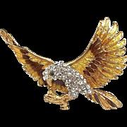 Eagle - vintage Spoontiques pin