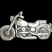 Motorcycle Bike - Spoontiques pin brooch