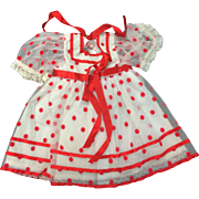 Shirley Temple Doll Dress