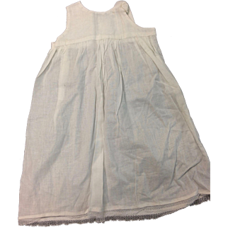 Petticoat for Doll's Christening Gown