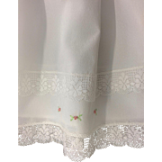 Beautiful Hand Smocked & Embroidered Dolls Dress