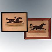 Trotter Horse Prints ~ Currier & Ives ~