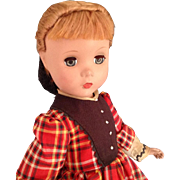 "14"" HP~ Jo~ A/O~Little Women~ Mme Alexander"