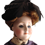 17 inch~Gibson Girl Kestner Lady Doll #172