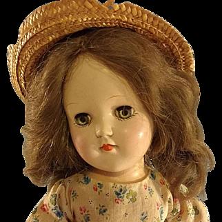 Tony doll marked P 90, 14 inches ~Very Sweet