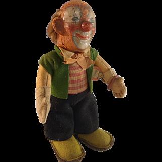 """Steiff ~ """"Clownie"""" ~"""