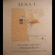 Dali Teatro Museo Figueras Poster