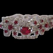 Sparkling Kramer Rhinestone Bracelet