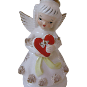 Vintage Napco February Angel