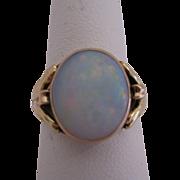 Vintage 14kt Opal Ring