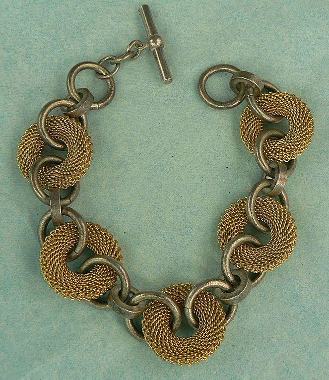 1980/1990 Industrial Bracelet