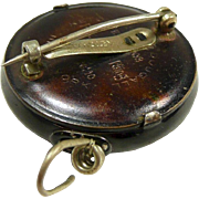 Useful Ketcham and Douglass c. 1908 Retractable Watch Chain
