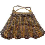 Fabulous Flapper Bag Art Deco c. 1920