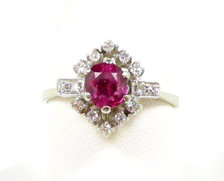 ruby red and blush - photo #11