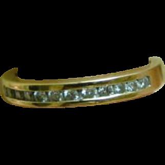 .30 Carat Diamond Wedding, Stacking, Anniversary Band or Ring