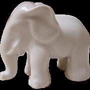 Herend Minitaure White Elephant