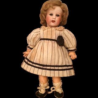 Antique French SFBJ Doll - #251 Size 0