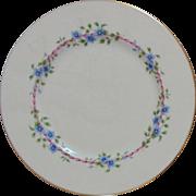 1 of 4 Lenox Porcelain Desert or Salad Plates Belvidere S-314
