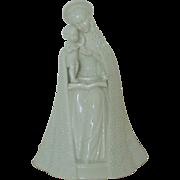 "11 1/2"" Hummel Madonna & Baby Jesus Figurine Statue Figure Virgin Mary Religious German German Blanc de Chine"